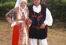 Del costume  di Ollolai