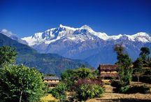 Nepal. Tibet. / by Medea Kurzschluss