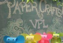 Papir elefantok