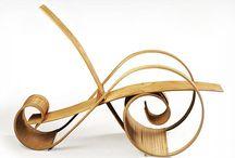 Spiral furniture - Meubles spirales / La spirale dans le design mobilier