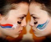 Sport Related Face Paint Design Tutorials