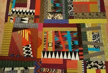 Quilts - Improv piecing