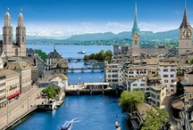 Zurich with kids in tow.