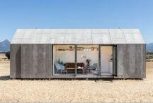 BLANC + tiny houses
