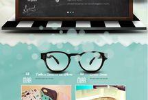 Design De Layouts De Web