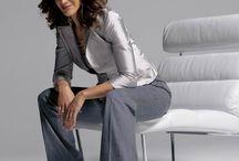 attractive woman & fashion
