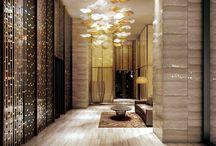 Elevator Lobbies | Peterssen/Keller Architecture
