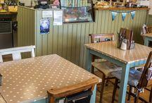 Cafes/Tearooms & Restaurants