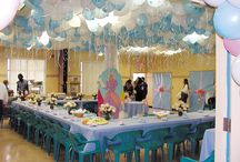 Kids Parties Decorations / by Royal Events & Weddings