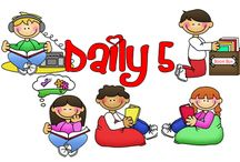 Daily 5 Brain / by FirstGradeBrain (Ashley Magee)