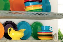 Love My Fiesta! / It's all about fiesta ware. / by Elisabeth Yutzy