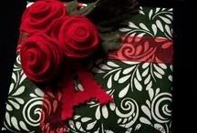 Floresde tecido