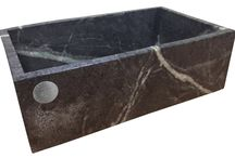 Artisan Sinks & Faucets / Stainless Steel, Soapstone & Copper sinks and accessories