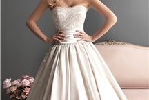 Allure Wedding Gowns / Allure Wedding Gowns Available From Netbride.com at A Deep Discount.