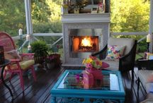 Screened in porches / by Hot Hands