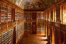 Librerías - Libraries