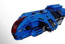 Lego Sci Fi