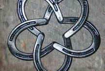 Horseshoe work / by Star Bound Horses and Western Gifts