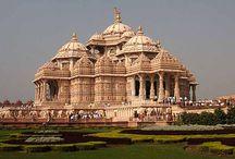 Around the World - India / by Kris Fiori-Antijunti
