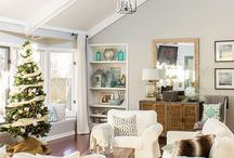 HOLIDAY HOME TOURS 2015