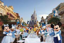 Disney trip / by Nikki Peterson