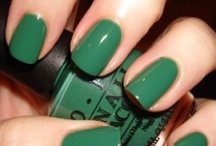 nail colors / by Roanni Castro