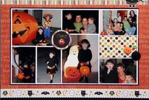 Scrapbooking - Halloween / by Carol Youngblood