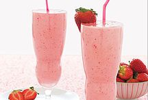 milk shakes/ ice cream