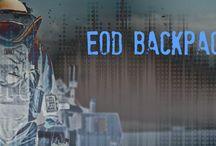 EOD Backpacks