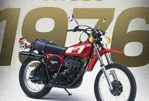 """Yamaha XT 500 """"il mito"""""""