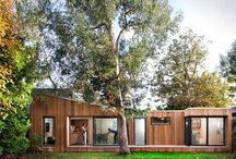 Love Little Cabins / by Mission Mama