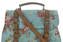 Bags / Väskor skulle jag vilja ha fler av :)
