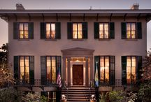 Historic Homes across America / Beautiful buildings that help tell the story of our great nation