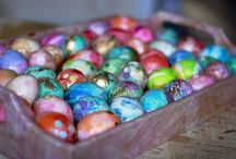 Easter eggs / by Gloria M-M
