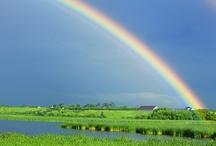 Arc-en-ciel ♡ pluie