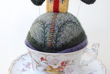 Pincushion delights / by Dawn Hay