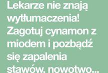 Miód i cynamon