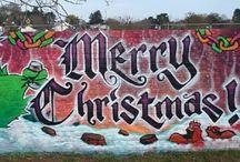 Virksomhedskollektion Graffiti Christmas