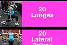 Zwangerschaps workout