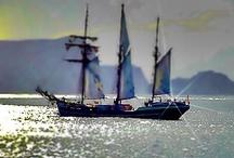 Navios em Porto Santo