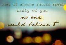 a little advice