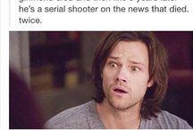 supernatural assbutts.
