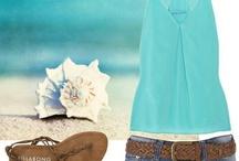 beach style / by Bailey Smith