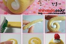 K A W A I I   C R A F T / All types of kawaii crafts: Polymer Clay, Decoden and much more!