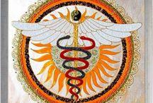 Angels Mandala