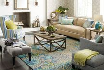 Exotica / Intricate patterns, magical metallics and glorious washed patinas abound in this eclectic collection of alluring designs inspired by far-flung adventures. Spice up any space / by Company C