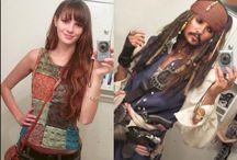 Jack Sparrow Cosplay / Jack Sparrow Cosplay