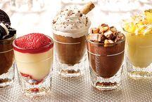 Shot glass deserts