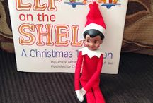 Elf On The Shelf Ideas / Have an Elf On The Shelf? Check out some ideas! Learn how to cope with the creepy thing.