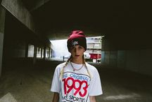 Hype x Lazy Oaf Editorial / editorial by Chris Jarvis  www.hypethat.co.uk